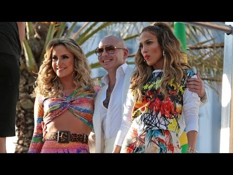 Jennifer Lopez Brazil World Cup Performance Preview!