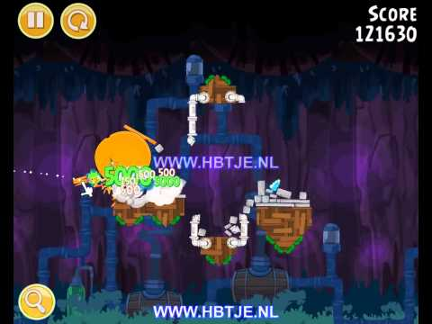 Angry Birds Short Fuse 26-7 3 stars