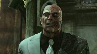 Batman: Arkham City Walkthrough Chapter 1 Two-Face's