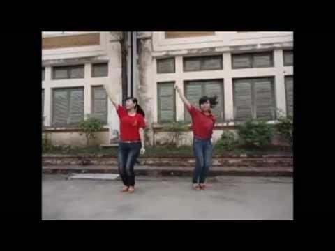 Dạy nhảy