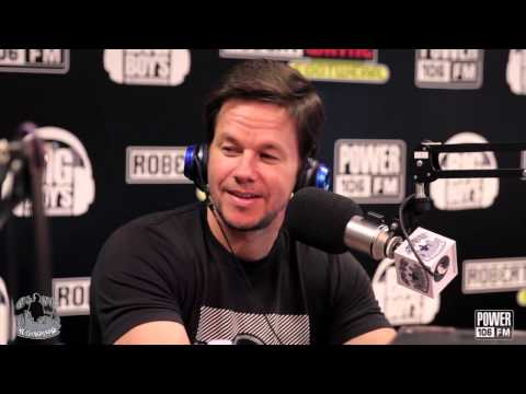 Mark Wahlberg Keeps His Promises+Talks Ted 2
