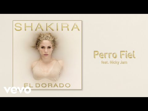 Shakira  Perro Fiel Audio ft Nicky Jam