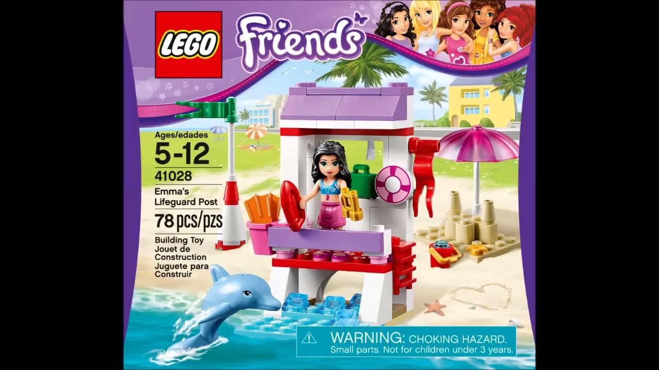 Lego Friends 2014 Sets LEGO Friends 2014 set ...