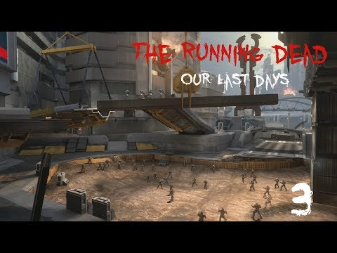The Running Dead: Our Last Days - Part 3/6 (Halo Reach Zombie Machinima)