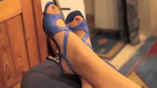Sexy Schuhspiele Videos