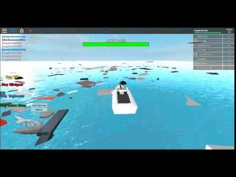 Roblox Jaws 2015 Update GamePlay