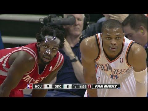 2014.03.11 - Russell Westbrook Full Highlights vs Rockets - 24 Pts, 7 Assists