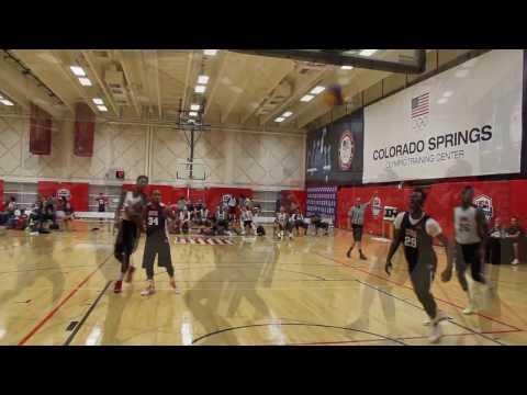 2017 USA Basketball Mens 3x3 Championship Game Video Highlights