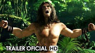 Tarzan: A Evolução Da Lenda Trailer Dublado (2014) HD