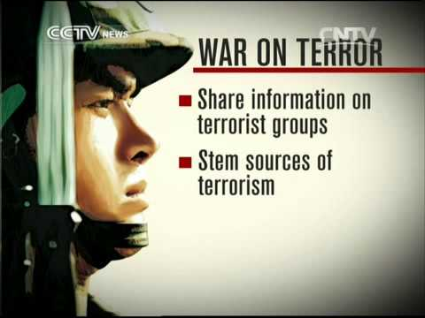 Police begin year-long anti-terrorism campaign across China