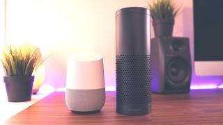 Amazon Alexa vs. Google Assistant: The fifty question showdown