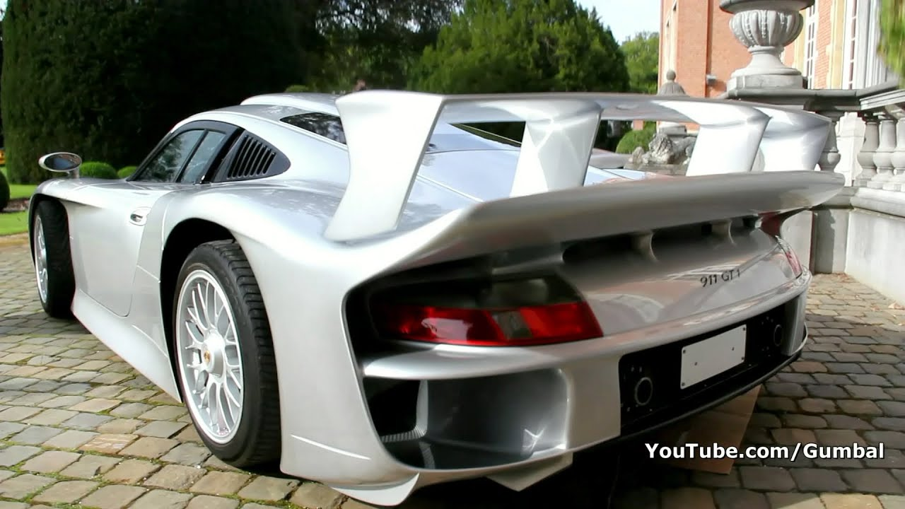 porsche 911 gt1 stra enversion 1 of 25 world wide youtube. Black Bedroom Furniture Sets. Home Design Ideas