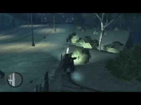 Grand Theft Auto 4 PC Gameplay