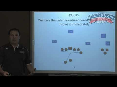 Creating a Championship Offense: Run Pass Option for the Spread Offense - Craig McClain