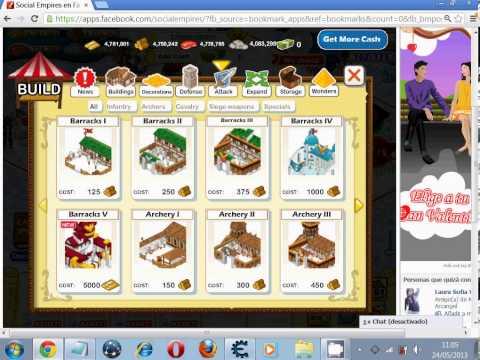 Social Empires Dragon Codes Dragon en Social Empires