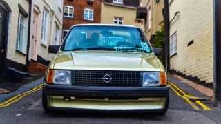 Shaun Mint - Vauxhall Nova Saloon - from the beginning.