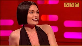 Jessie J sings with her mouth closed - The Graham Norton Show: Series 16 Episode 14 - BBC One