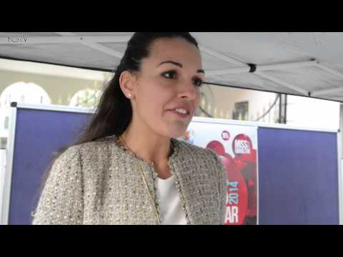 YGTV Gibraltar News Video: Miss Gibraltar 2014 Recruitment