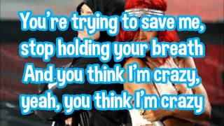 Eminem Ft. Rihanna The Monster (Lyrics)