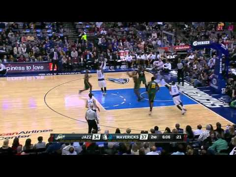 Utah Jazz vs Dallas Mavericks | February 7, 2014 | NBA 2013-14 Season