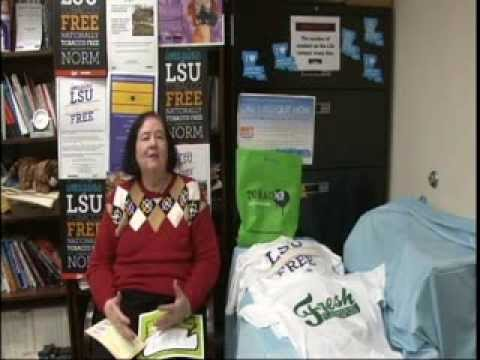 LSU Smoke-Free Policy to Go Into Effect in 2014