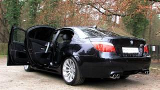 BMW M5 Limousine (E60): Leistungssportler als Gebrauchtwagen videos