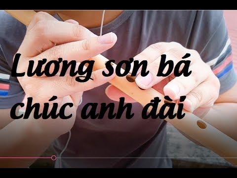 Lương Sơn Bá Chúc Anh Đài - Phương Xa - Cover Sáo Trúc Bros