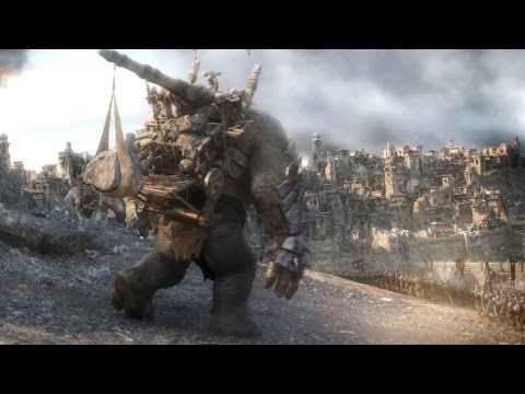 THE HOBBIT 3 Movie Clip # 2