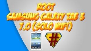 [How To] Como Rootear La Samsung Galaxy Tab 3 7.0 SM-T210