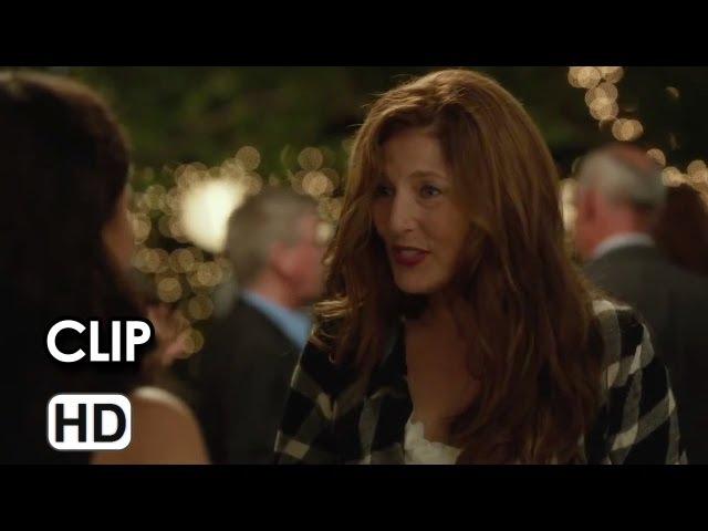 Enough Said Movie CLIP - Eva Meets Marie (2013) - James Gandolfini Movie HD