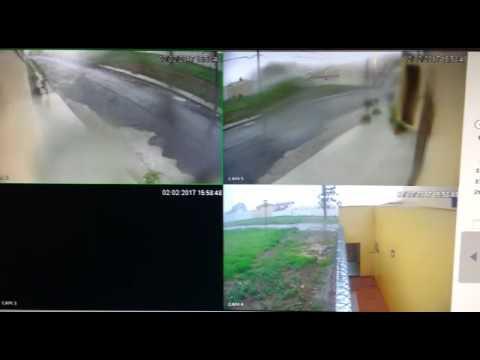 Vídeo Vídeo mostra fuga de suspeitos de assalto no Ricetti