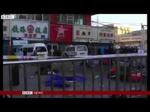 Terrorist Attack at Xinjiang station, President Xi Jinping urges action