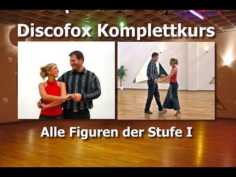 Discofox - Alle Figuren der Stufe I