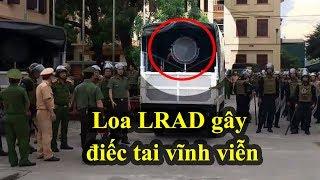Chính Quyền Diễn Châu-Nghệ An: Dùng Loa gây điếc tai vĩnh viễn người biểu tình vụ bắt cóc Hoàng Bình