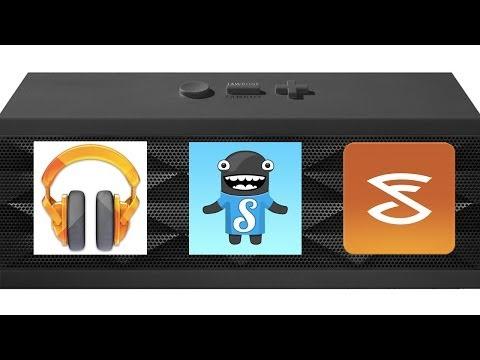 TechStig Tech Reviews- Songza, Google Play Music, Songza, Slacker, and JAMBOX