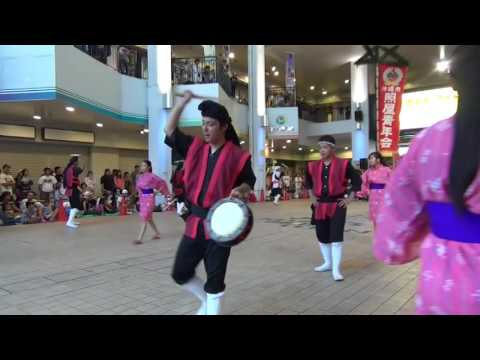 エイサーナイト2016/7/3(日)@コザミュージックタウン1F 音楽広場