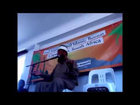 The Youths Of The Last Hour | Shaykh Imran Hosein | 2nd International Islamic Retreat 2011