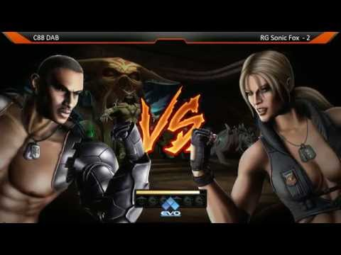 Mortal Kombat @ EVO 2014 - Top 4 Side Tournament Finals