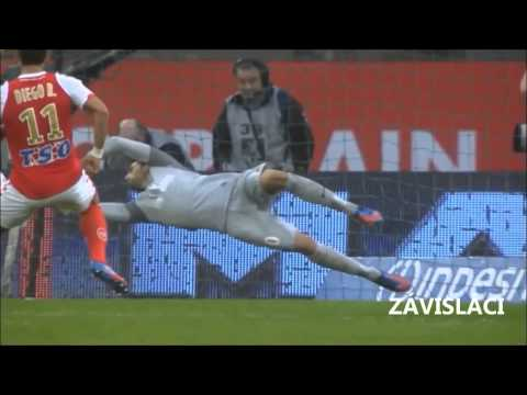 Salvatore Sirigu vs David De Gea - HD - 1080p