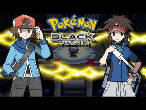 Pokemon Black Hack: Vs. Nate - YouTube