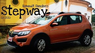 Avaliação Renault Sandero Stepway 1.6 8V