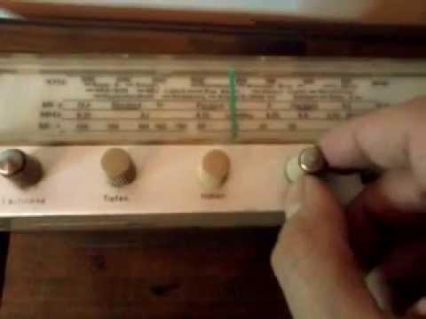 Antigua radio SABA transatlantic 16