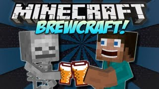 Minecraft BREWCRAFT! (Moonshine And Cider!) Mod