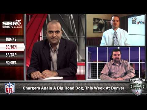 San Diego Chargers vs Denver Broncos Preview: NFL Playoffs Picks w/ Joe Duffy, Troy West, Loshak