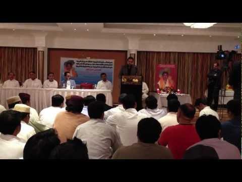 Mehran Baluch pays tribute to Shaheed Bashir Qureshi (13-04-2012)