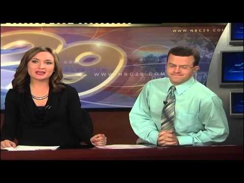 Solo Anchor News at Sunrise Fall 2013