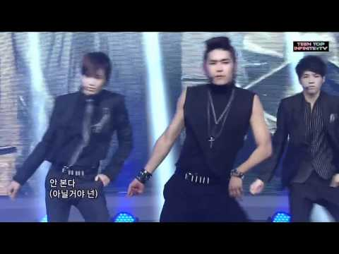 HD | 111016 「 INFINITE (인피니트) - Paradise 」 Live Performance | October 16, 2011