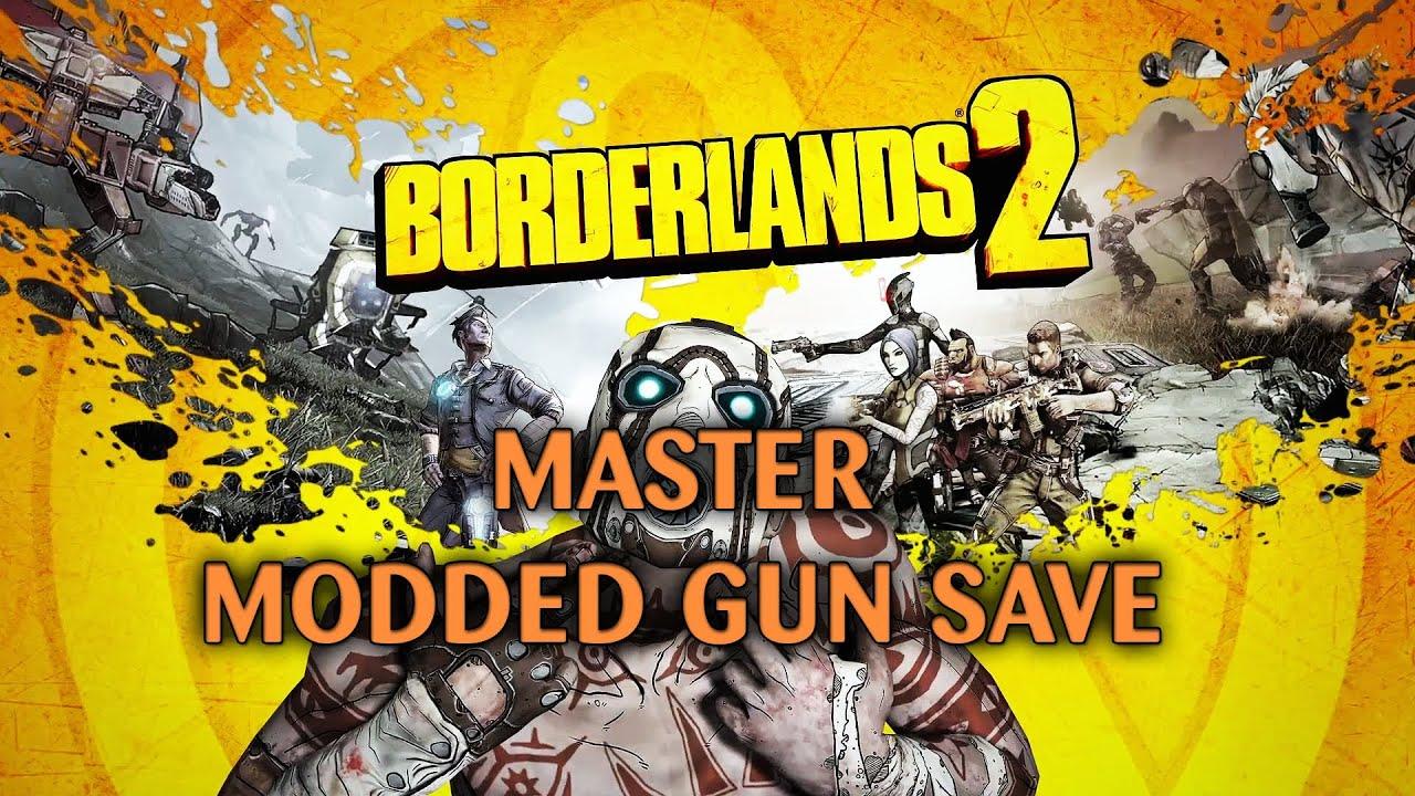 Borderlands 2 Gamesave Editor - mentoig Borderlands 2 Save Editor