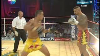 A1 Kick Box Azat Annayev George K O K Tarık Solak