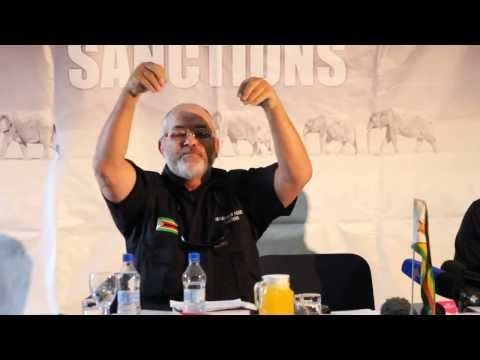 DAMASCUS ROAD - Gary Smith Zimbabwe Against Sanctions  Video Watson Ofumeli Full HD1
